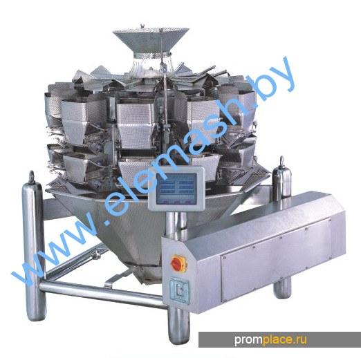 Мультиголовочный весовой дозатор серии НАВ