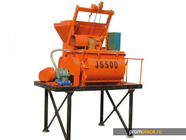 Бетономешалка JS500
