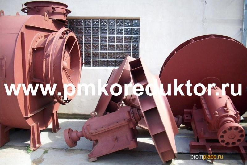 Дымососы Д-3,5М-1500 об/мин лев., Д-3,5М-1500 об/мин прав.