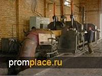 Пресс для объемной правки и калибровки торцов отводов П0834 П0837