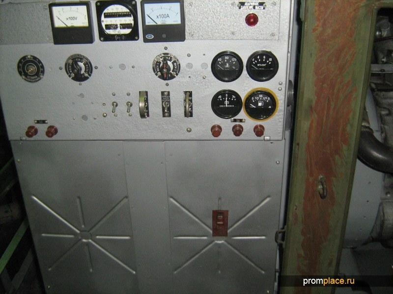 электростанции (дизель генераторы) от 10 до 500 кВт с хранения