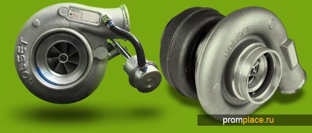 Турбин HOLSET HX55W / VG1540110066