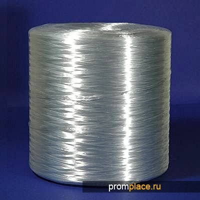 Стеклоровинг  EDR24-2400-386/EDR-24-4800-386 для намотки и пултрузии.