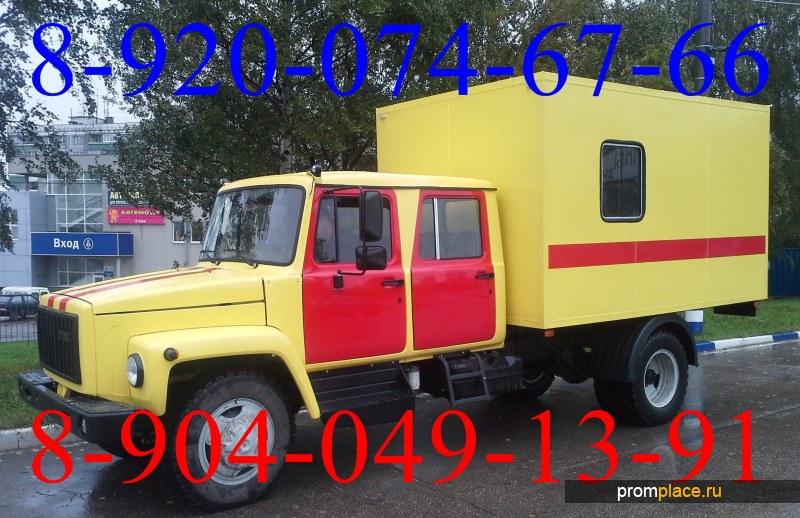 Ремонтно-жилищная мастерская на базе ГАЗ-3309