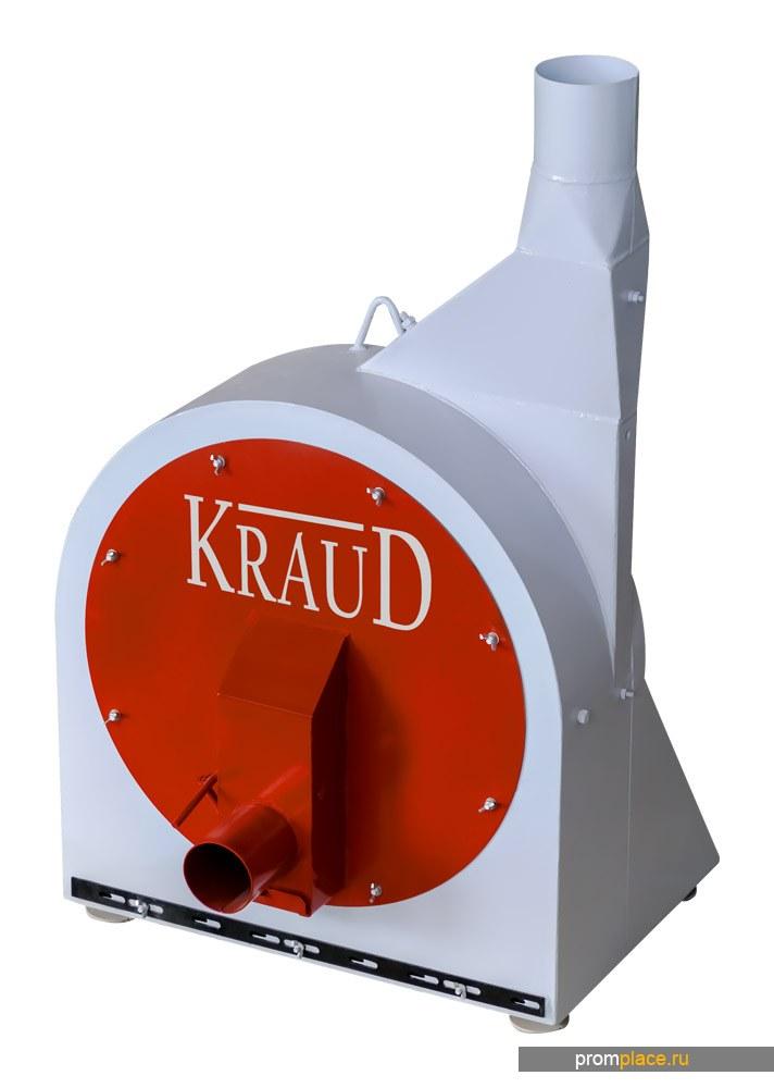 Дробилки для зерна с пневмозагрузкой