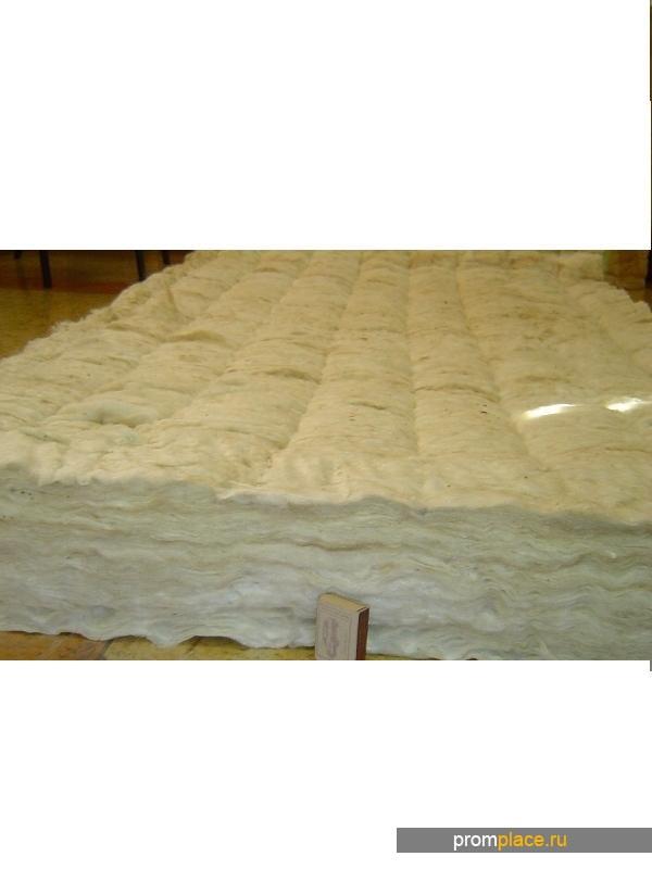 Маты минераловатные ГОСТ 21880-94 М1 М2 М3 М-75, М-100, М-125