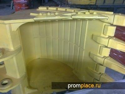 Ковш для экскаватора Hyundai (Хундай) R-500 объем 2,7 м3 в наличии
