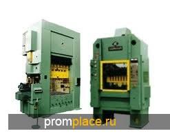 Пресс-автомат «BENELLI» ус. 1000 т.с. 1995