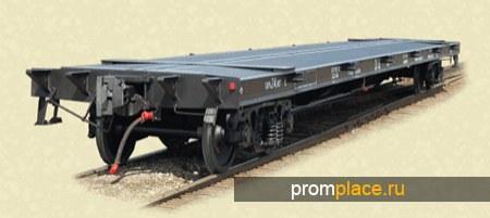 Платформа для перевозки лесных грузов  Модель: 13-926-01