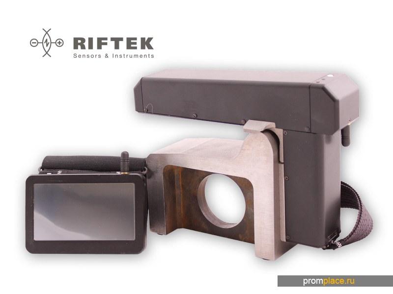 Лазерный профилометр поверхности катания колесных пар Серия ИКП