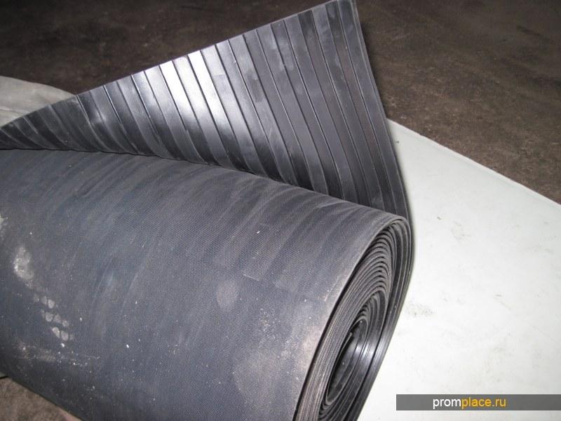 Автодорожка (напольное резиновое покрытие)