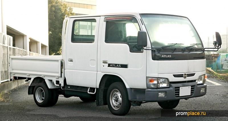 Все запчасти Nissan Atlas (1995-2013) в одном месте!