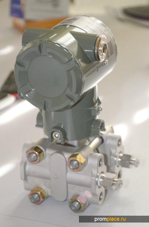 Датчики разности давления Yokogawa EEJA110A 4-20mA – в наличии