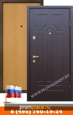Входные двери с Отделкой Мдф + Ламинат