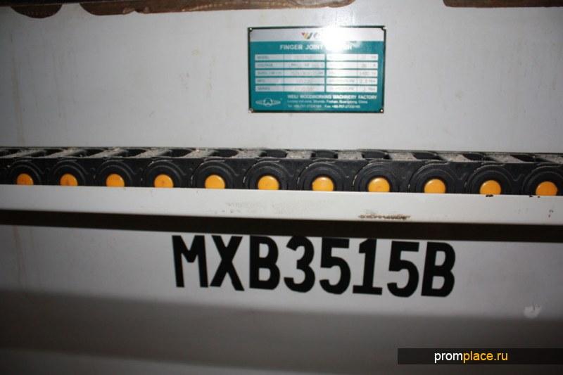 Станок шипорезный MXB 3515В