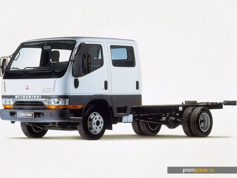 Все запчасти Mitsubishi Canter (1995-2013) в одном месте!