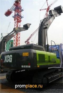 Экскаватор XCMG XCG450LC-8