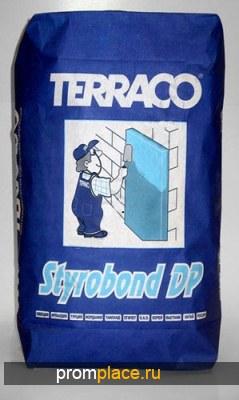 Стайробонд DP - базоваяармирующая штукатурка длявсех видов утеплителя