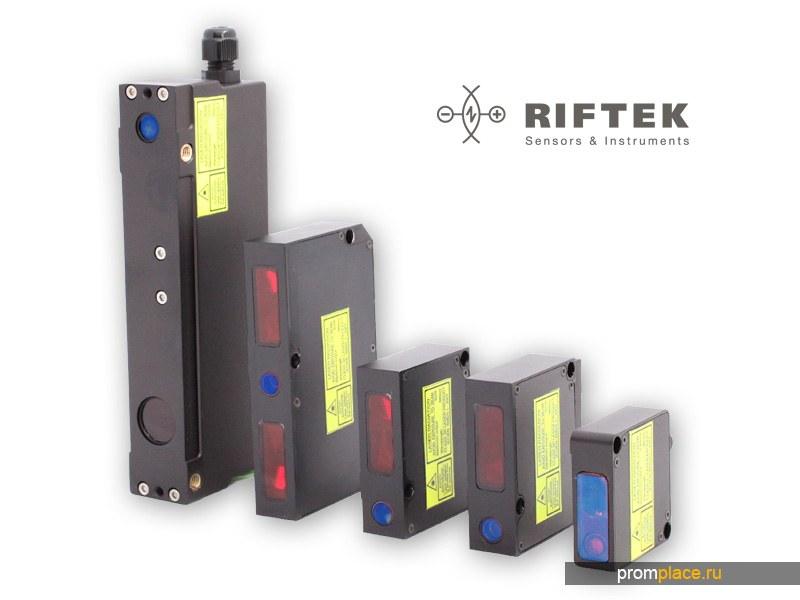 Лазерные триангуляционные датчики Серия РФ60х