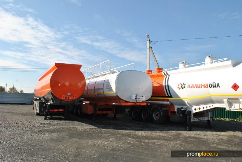 Полуприцеп бензовоз цистерна Bonum - ARU