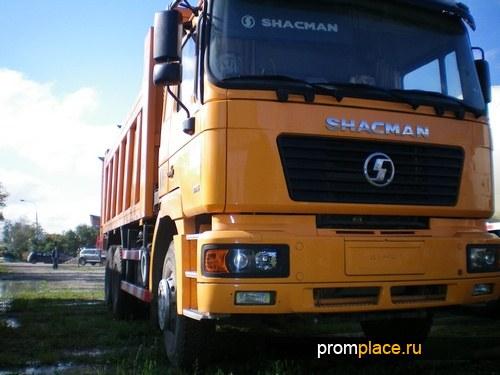 Самосвал shacman 6x4 sx3251dr384