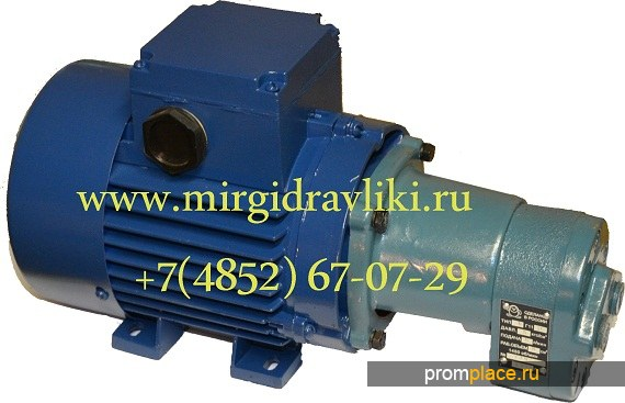 Насосный агрегат БГ(ВГ, ДГ)11-11(А,Б)