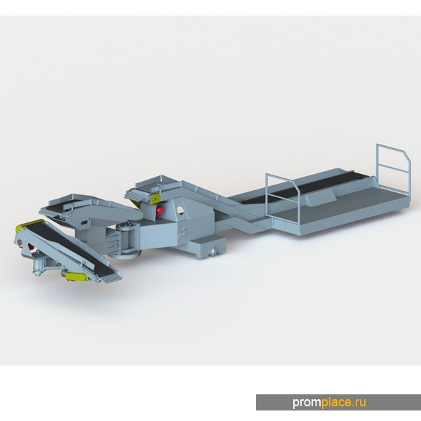 Комплексный механизм погрузки мешков в вагоны, КМПВ