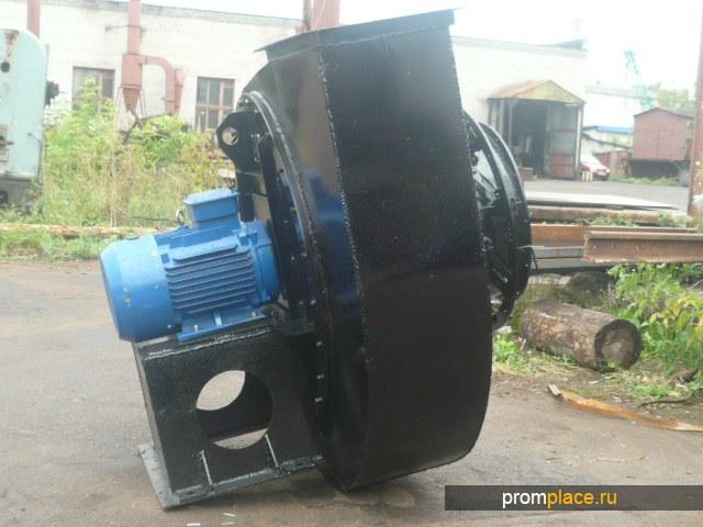 Промышленные вентиляторы, дымососы, циклоны