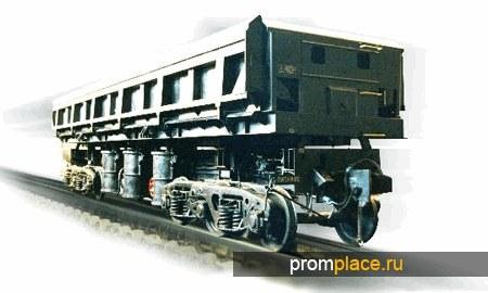 Думпкар /вагон-самосвал/  Модель: 33-9035