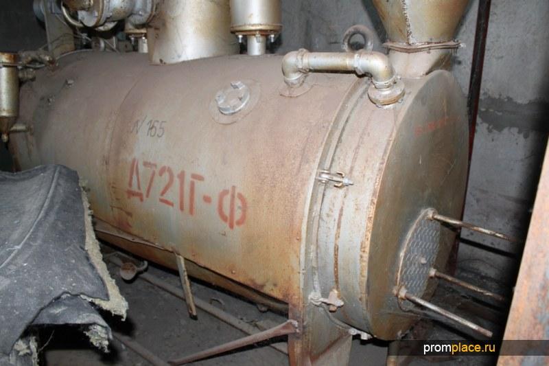 Продам паровой котел Д 721 Г-Ф (КПа-0,63Гн)