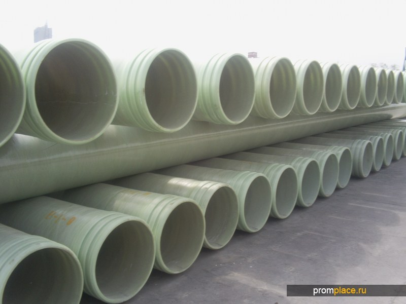 GRP pipes and glass-polymer, as well as GRE pipes forcrude oil
