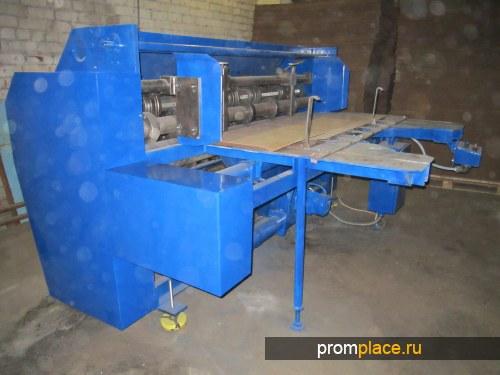 Продам просекательно-рилевочный станок МТ-95 (слоттер)