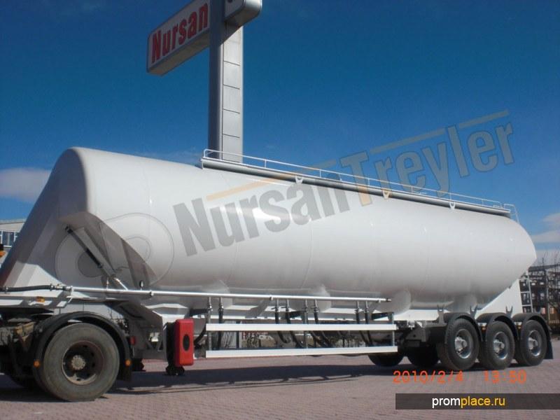Цементовоз NURSAN Milenium 40 м3