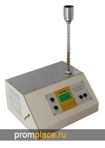 МХ-700 (-40, -50, -70)  Помутнение , застывание , предельная температура фильтруемости ДТ