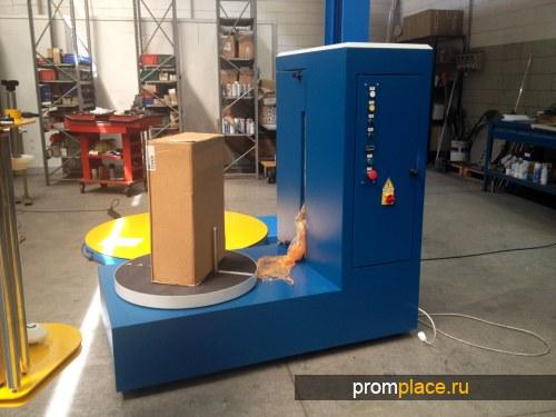 Упаковщик багажа со счетчиком циклов Estebag EСO (Polycomm, Италия)