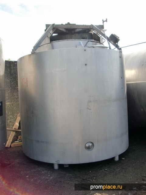 Продам Сыроизготовитель (емкость нержавеющая), объем 12 кубов