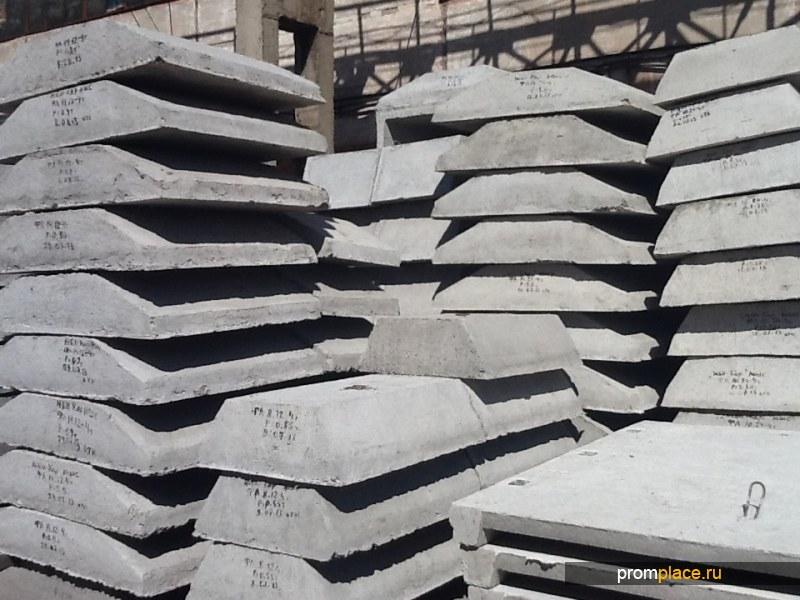 Фундамент ленточный (плиты)