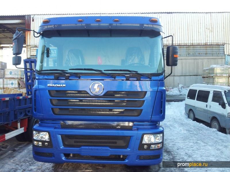 Седельный тягач Shacman 4х2 SX4186NV361 430 л.с