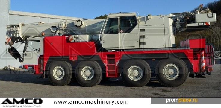 Liebherr LTM 1070/1, 70 t, 40 m