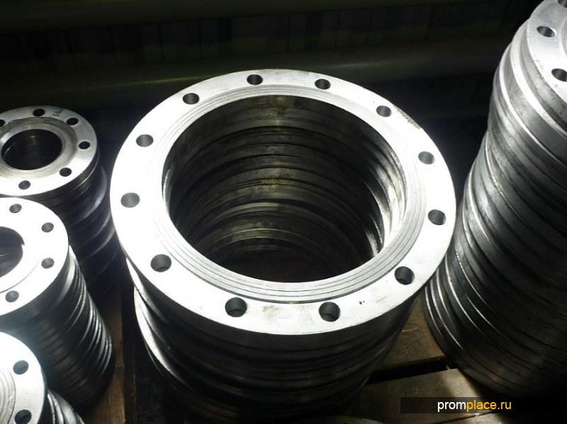 Фланцы стальныеплоские Ру 16 кг/см3