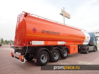 Продам цистерну бензовоз NURSAN 30 м3