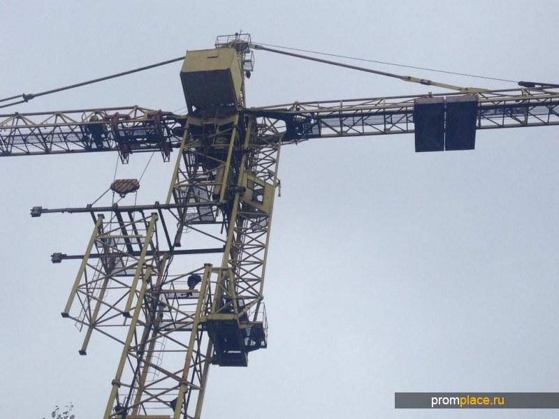 КБ-674А башенный кран грузоподъемность 12 тонн