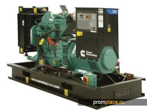 Дизельная электростанция адт-48-Т400-1-рс