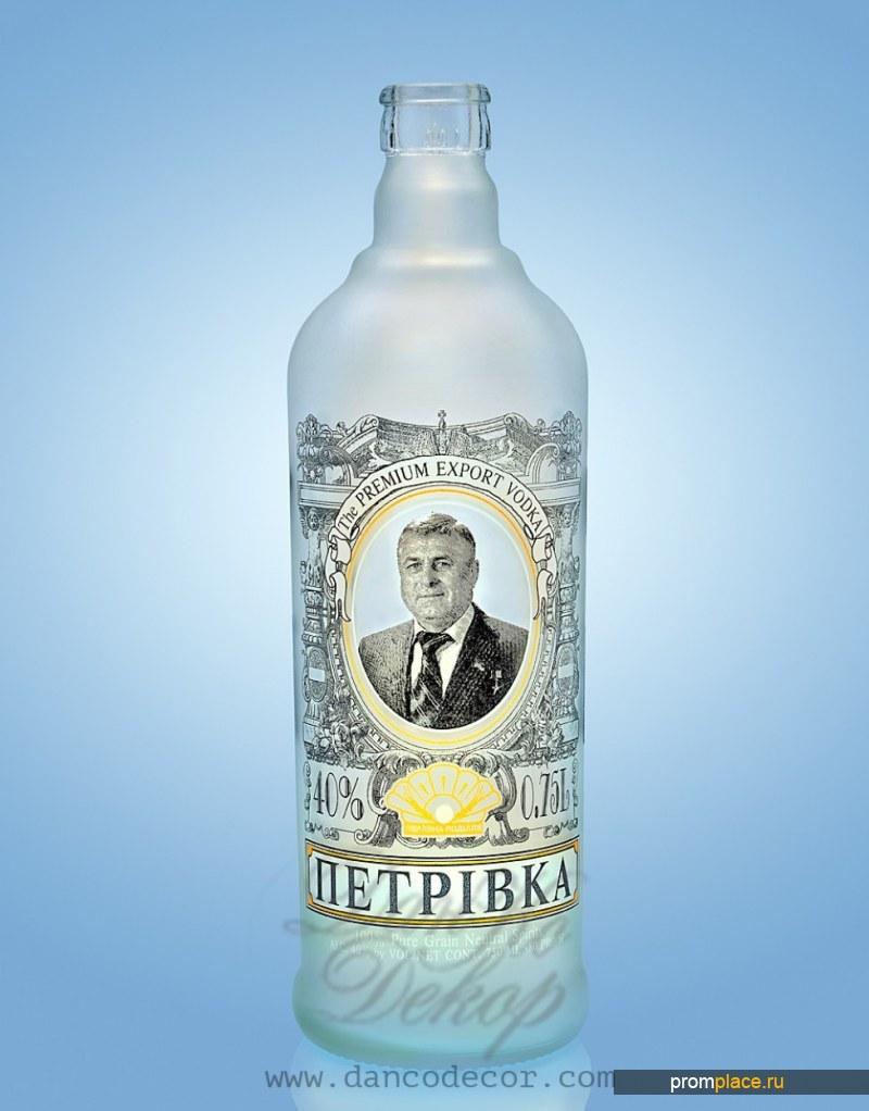 Фото бутылка в изде 1 фотография