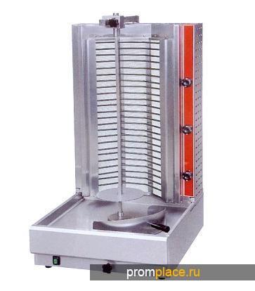 Вертикальный гриль для жарки мяса TT-WE-1290