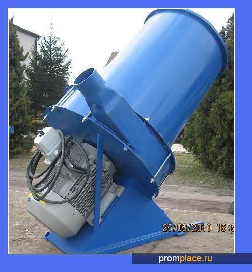 Измельчитель биомассы ( опилки, макулатура, солома)