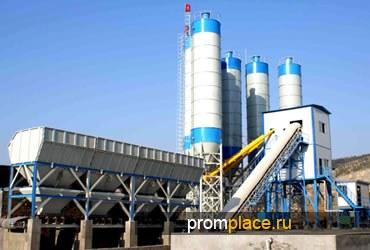 Бетонный завод от производителя 90М3 в час