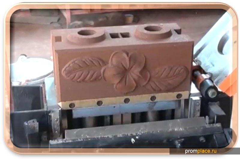 Пресс для изготовления кирпича (ручной ПР1)