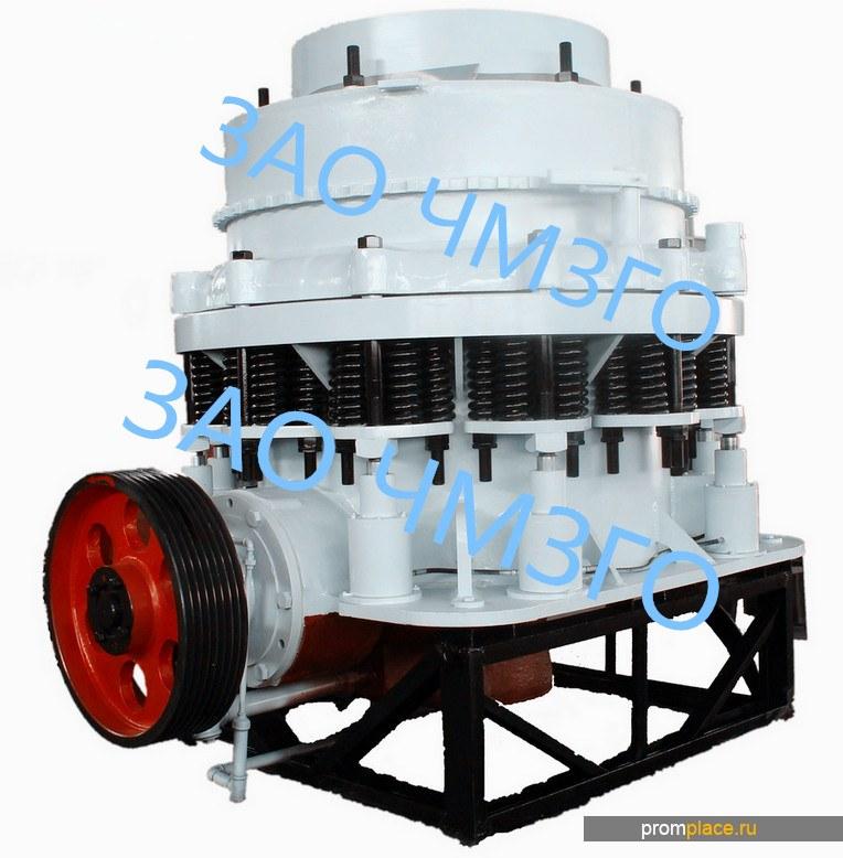 Предлагаем запчасти кконусной дробилке КМД-2200Дробилка КМД-2200