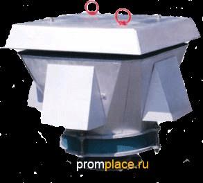 Клапан дыхательный КДС-1500, КДС-3000